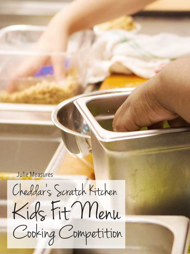Kids Fit Menu Cooking Challenge