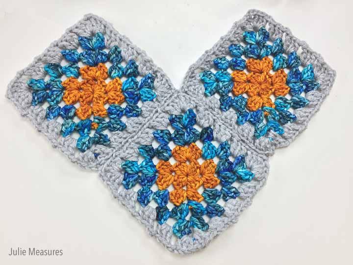 Granny Square Crochet Bag Pattern
