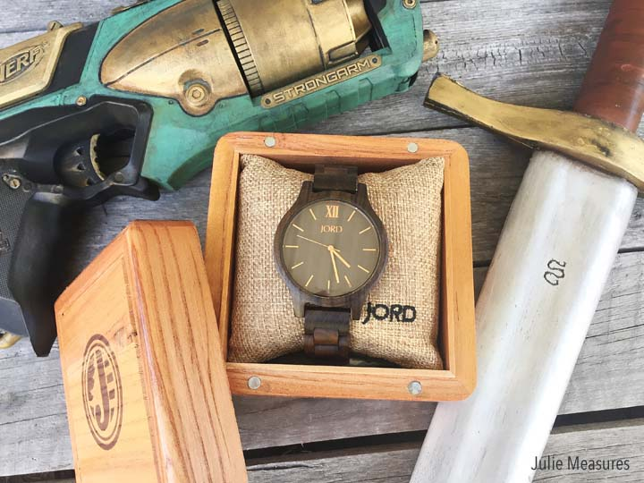 Quietly Rebellious {JORD Watch Giveaway}