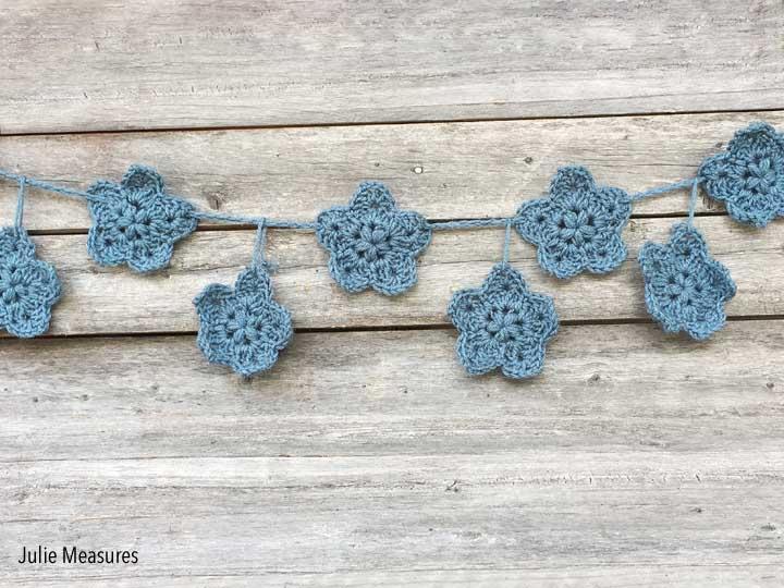 Puff Stitch Crochet Star Pattern