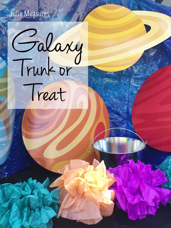 Galaxy Trunk or Treat
