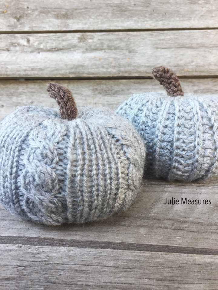 Knit Pumpkin Pattern Crochet Pumpkin Pattern