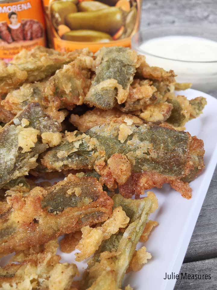 Deep Fried Jalapeño Fries