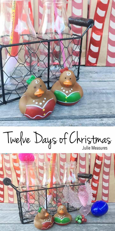 Twelve Days of Christmas Secret Santa