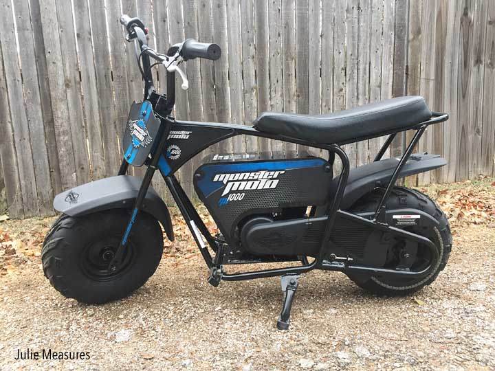 Monster Moto e1000 Mini Bike