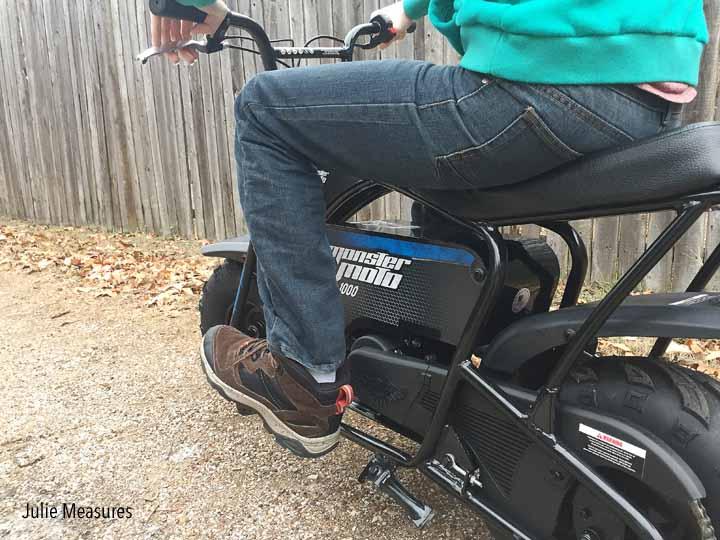 Monster Moto e1000 Mini Bike