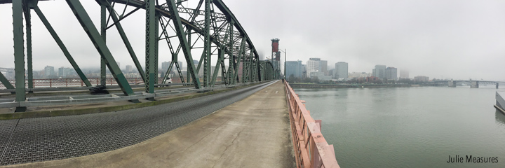 travel portland bridges