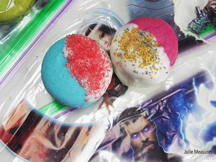 Avengers Macarons