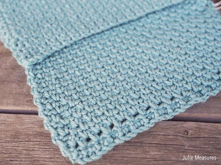 tassle clutch crochet pattern