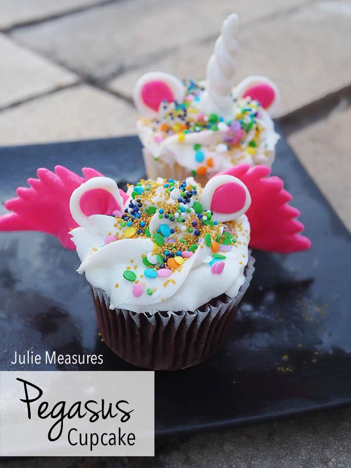 Pegasus Cupcake Dallas Magnolia Hotel