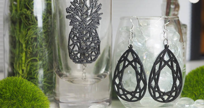 Craft Your Own Look With 3D Print Jewelry