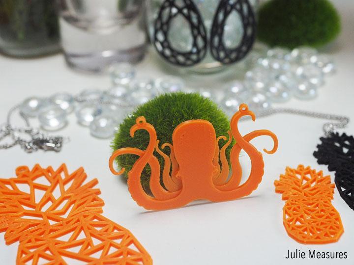 Monoprice 3D Print Jewelry