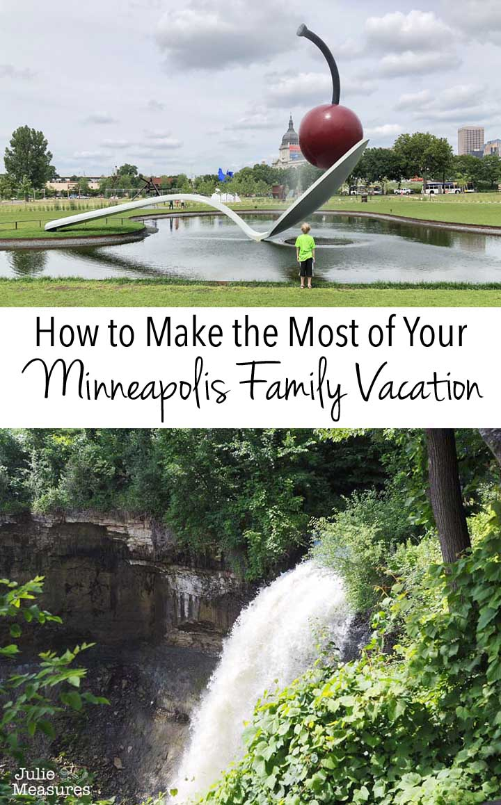 Minneapolis family vacation