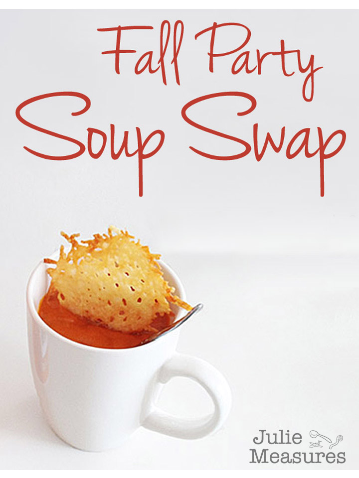 Fall Party Soup Swap Party