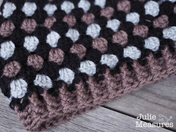 Granny Stitch Hat Pattern