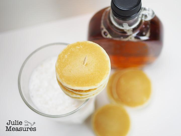 Pancake Milkshake