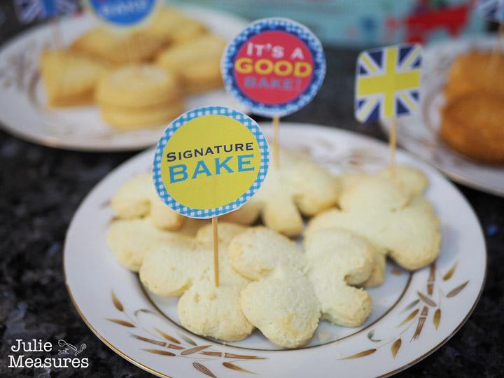 Great British Bake Off Kids Birthday Party