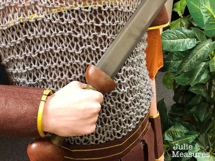 Knit Chainmail
