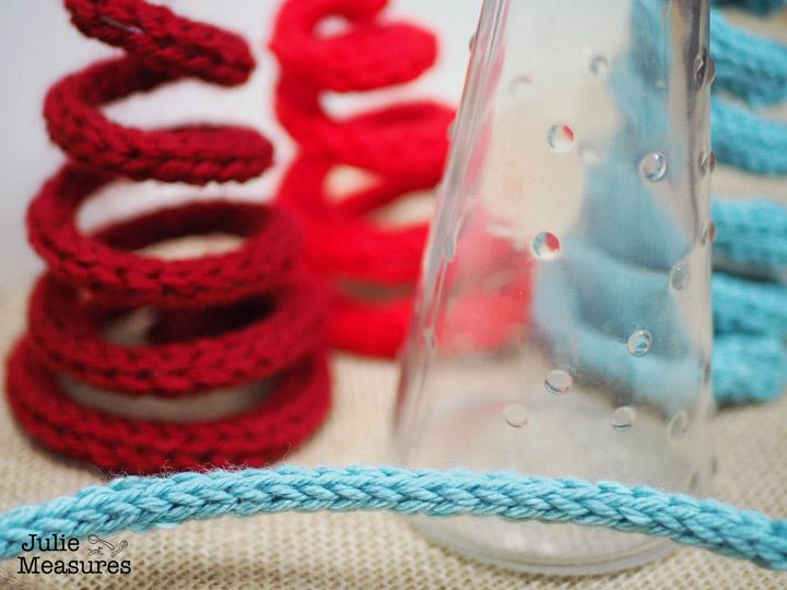 Knit Christmas Tree
