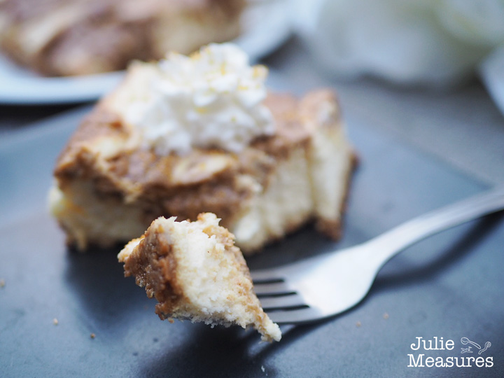 Gingersnap Cheesecake