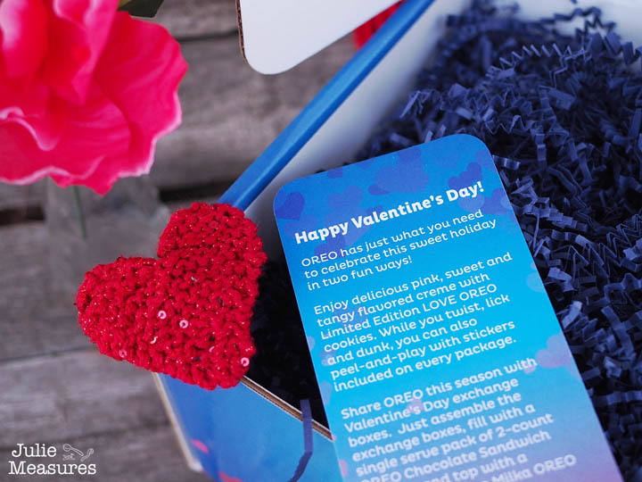 Valentine Boxes Knit Heart Pattern
