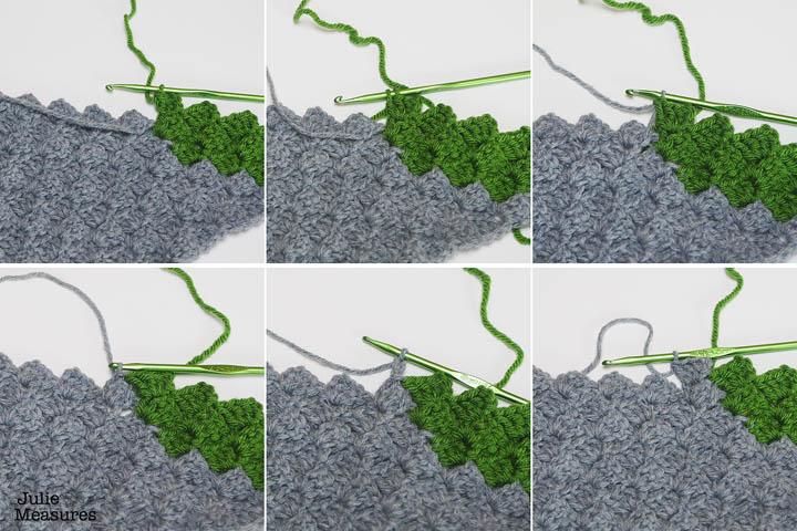 How To C2C Crochet