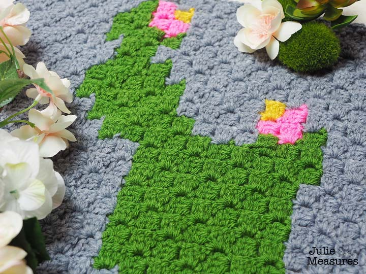 How To C2C Crochet