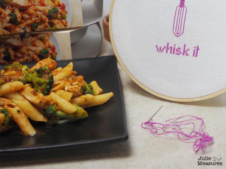 Whisk Cross Stitch