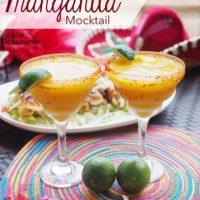 Passion Fruit Mango Margarita