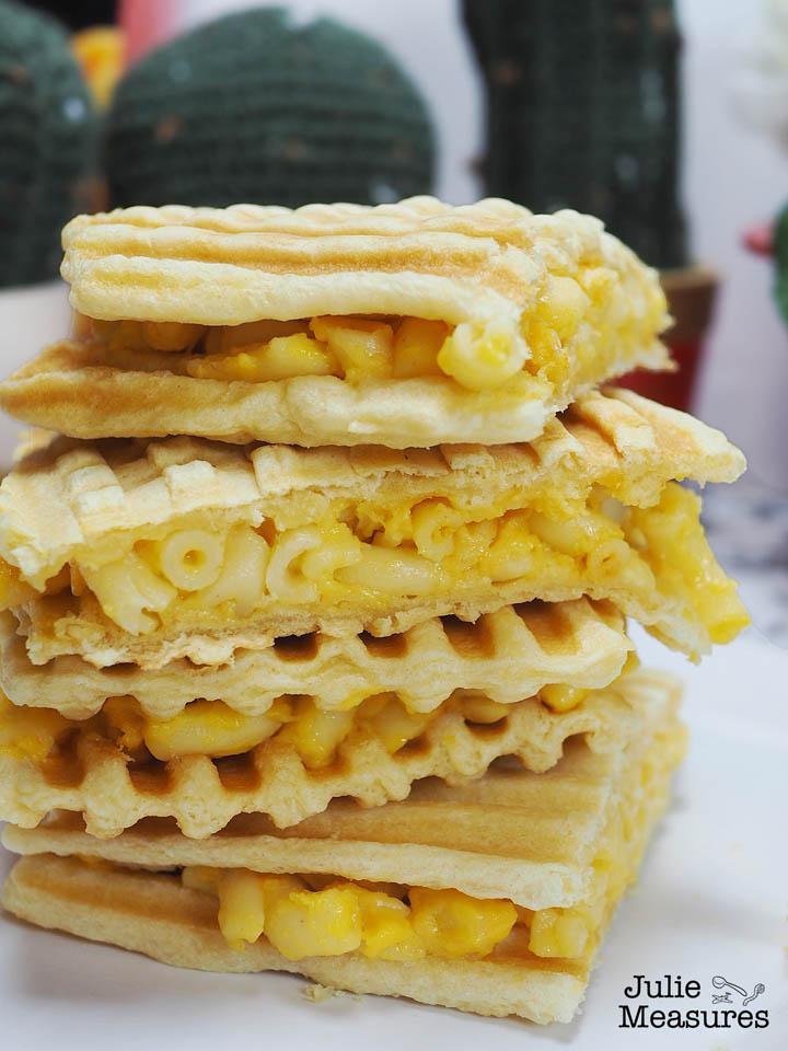 Macaroni and Cheese Panini