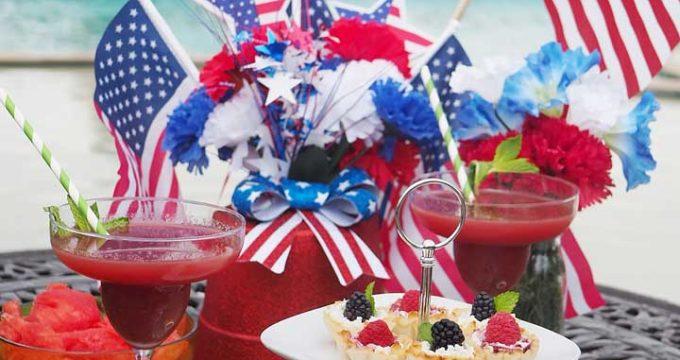 Sweet and Savory Patriotic Bites