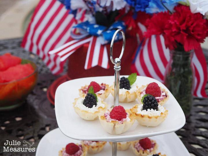 patriotic bites
