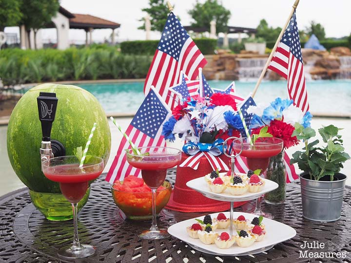 Patriotic 4th of July Party