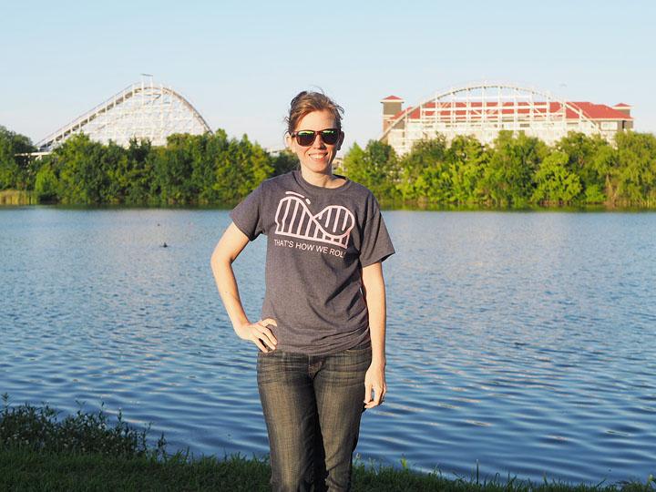 Amusement Park Shirts
