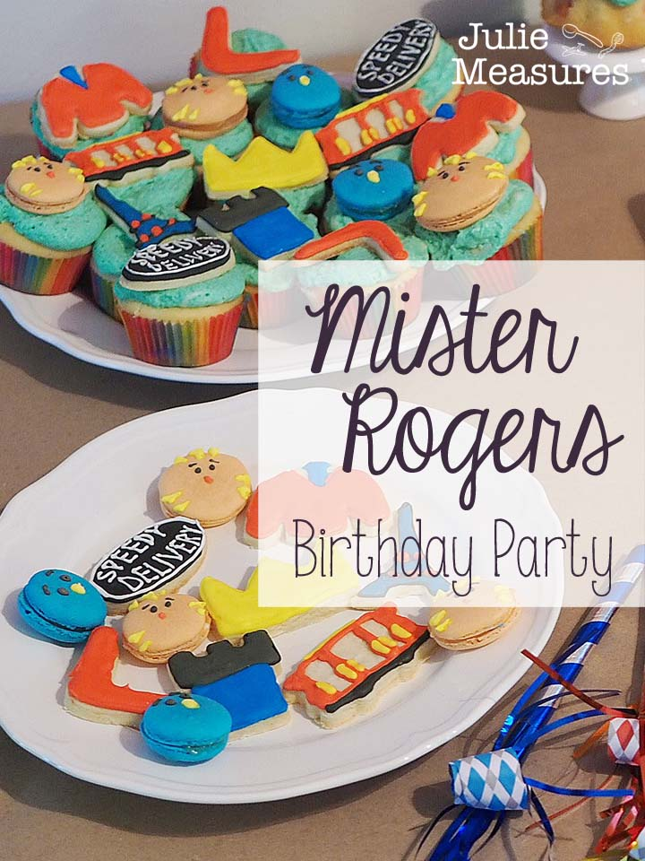 Mister Rogers Party