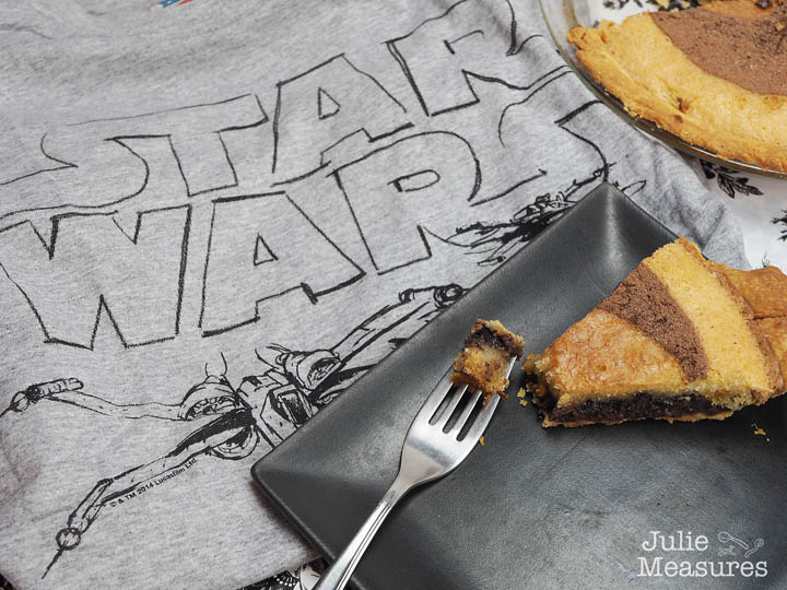 Star Wars Pie