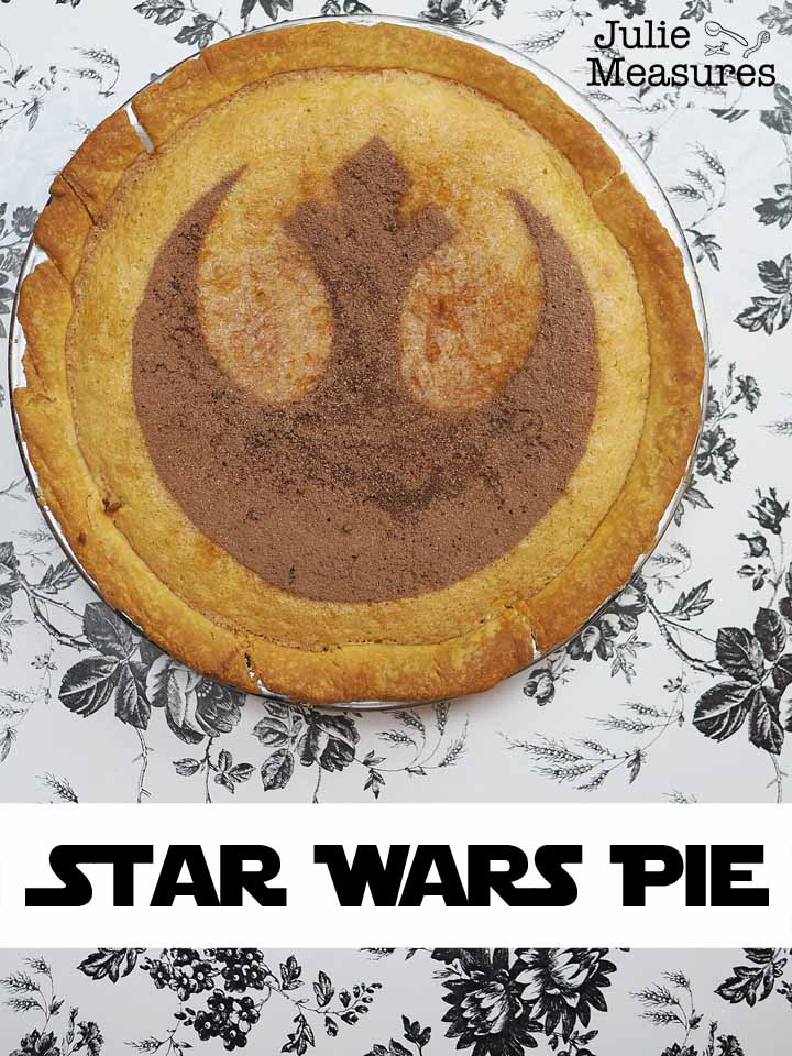 Star Wars Pie