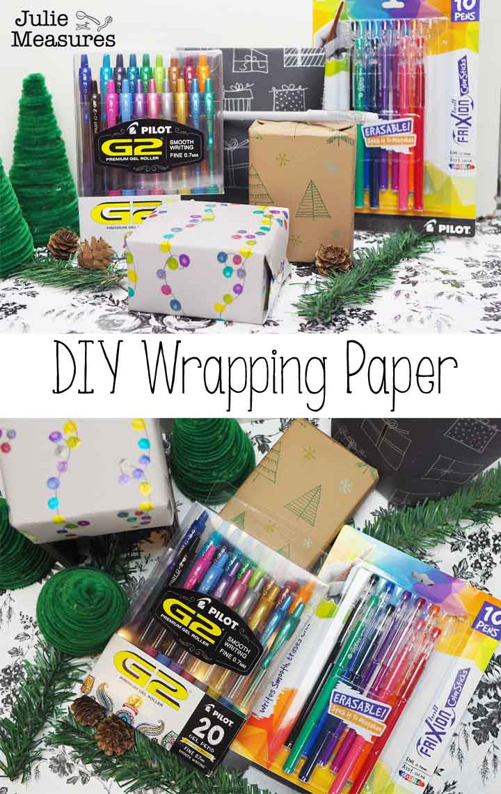 Wrapping Paper DIY