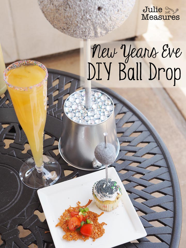 New Years Eve Ball Drop DIY