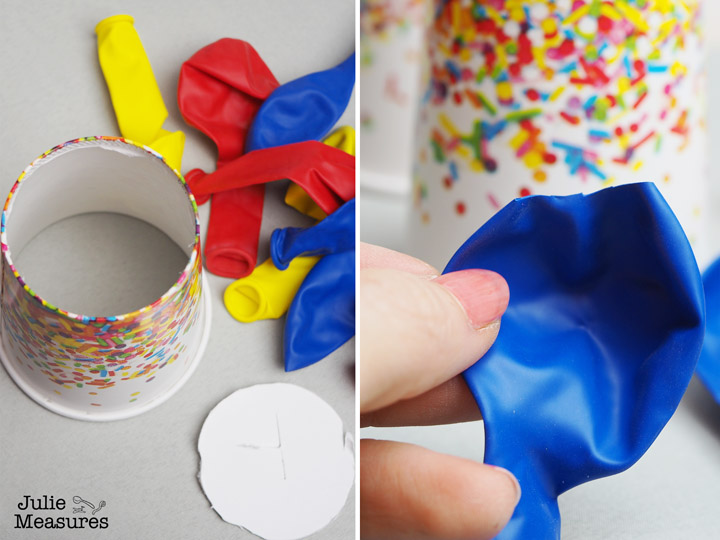 DIY Marshmallow Popper