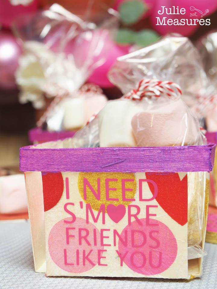 I need smore friends like you