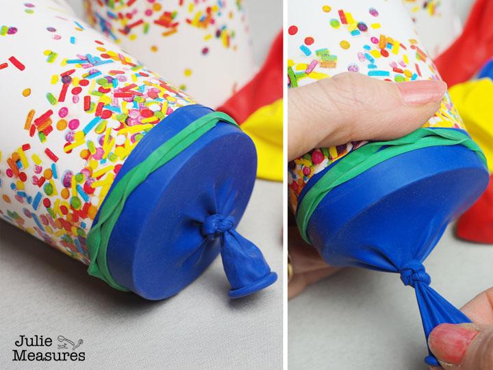 DIY Marshmallow Popper