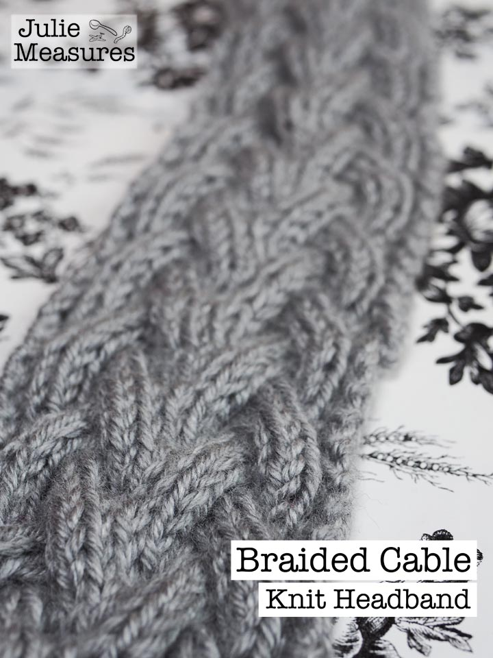 Braided Cable Knit