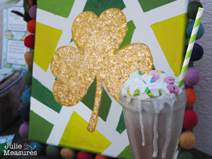 St Patricks Day Dessert