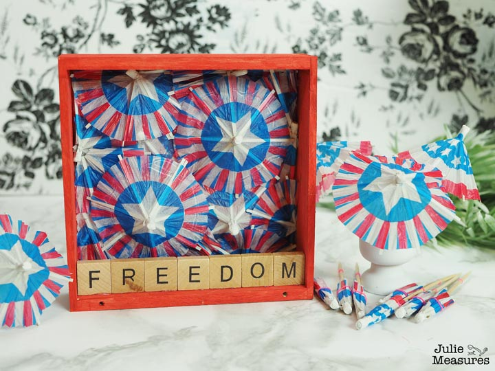 shadow box craft freedom