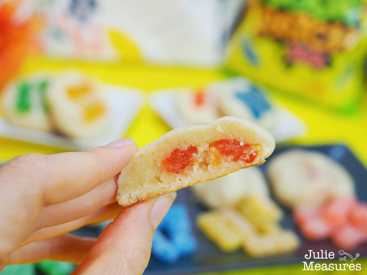 sweet and sour sugar cookies