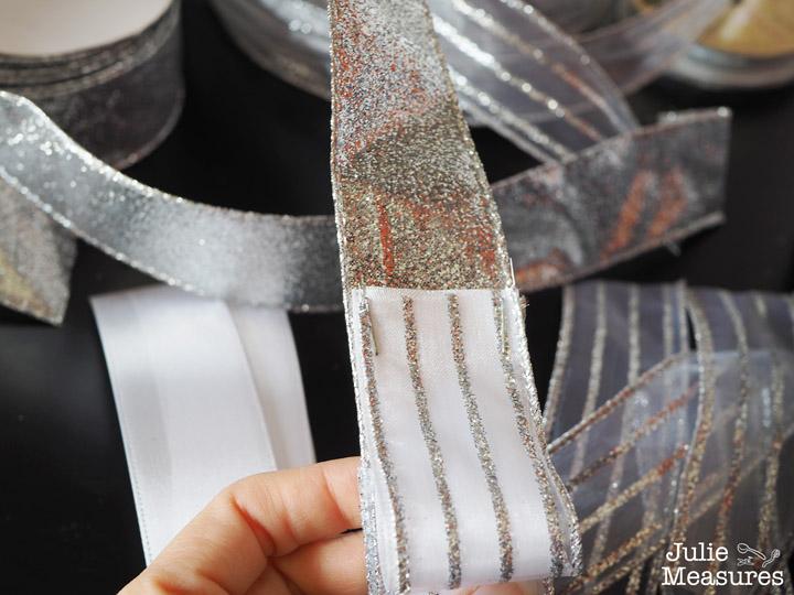 DIY Homecoming Mum Ribbons