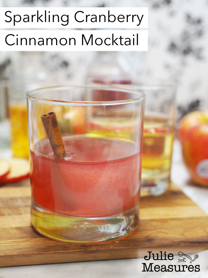 Easy Fall Mocktails