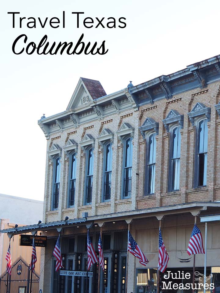 Travel Texas Columbus