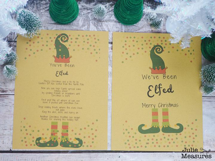 Elfed Printables